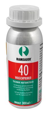 Ramsauer 1K Dichtstoff-Klebstoff Haftanstrich Primer 40 100ml Dose