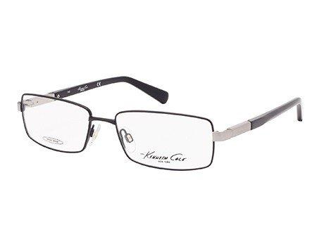 kenneth-cole-reaction-kc-0213-lunettes-002-noir-mat-54-16-140