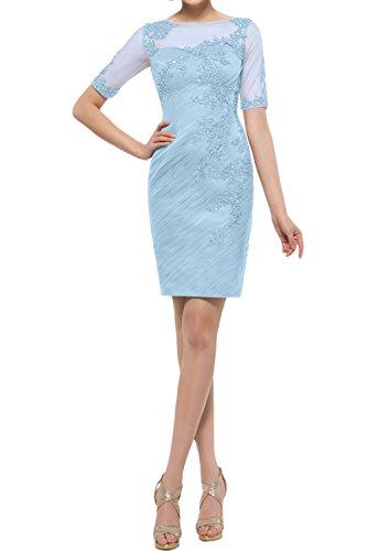 Ivydressing - Robe - Crayon - Femme bleu clair