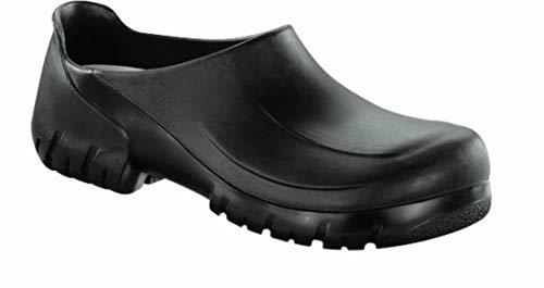 Birkenstock A 640 Noir avec Embout en Acier PU (Polyurethan)