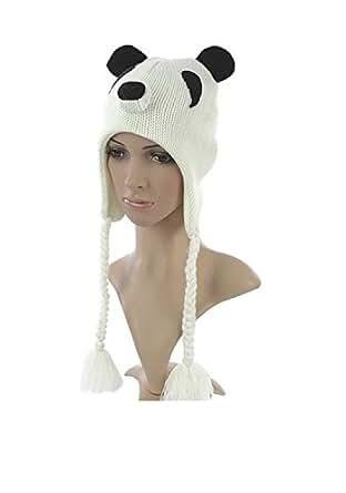 Bonnet animal - panda