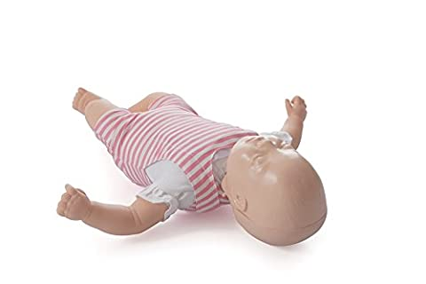 Laerdal Baby Anne Resuscitation Single Manikin Light Skin