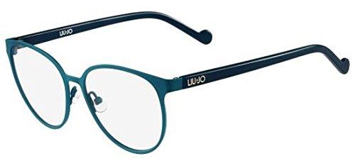 Liu Jo Brillen LJ2108 PETROLEUM Damenbrillen