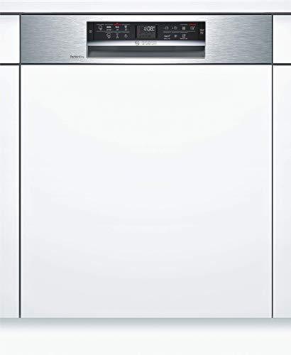 Bosch SMI67MS01E Serie 6 Geschirrspüler Teilintegriert / A+++ / 237 kWh/Jahr / 2660 L/Jahr / ActiveWater Hydrauliksystem