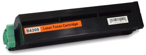 Toner black kompatibel für OKI Type 9 B4300 B4350 B4500 B4550 (6.000S)