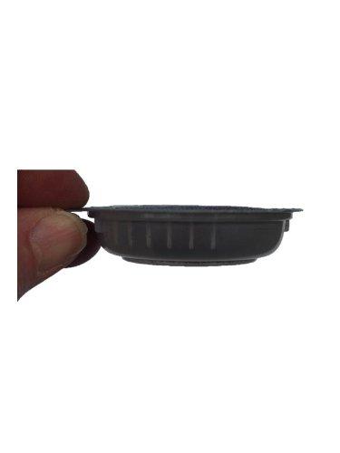 Tassimo Kapselhalter für 64 Kapseln 2 Schächte Neu passend auch für die grossen Milchkapseln nicht nur 3 Sorten sondern bis zu 8 Sorten griffbereit - 4
