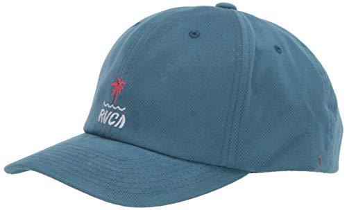RVCA Herren Sherbet HAT Baseball Cap, blau, Einheitsgröße - Rvca Baseball
