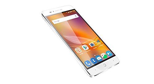 ZTE Blade A610 - Smartphone Libre de 5   4G  MediaTek MT6735  2 GB de RAM  Almacenamiento Interno de 8 GB  Bluetooth  WiFi  Android   Color Plata