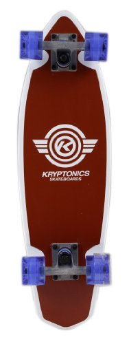 Schanner - Skateboard Kryptonics California, 66 cm