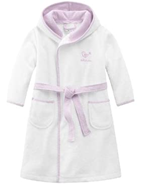 Bellybutton Kids Baby - Mädchen Bademantel Bademantel mit Gürtel 10868-90608