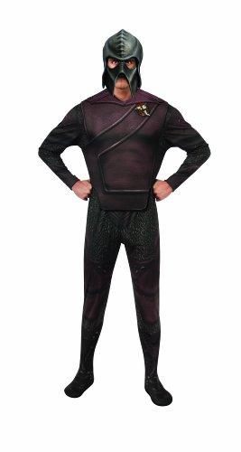 Klingonen Kostüm - Rubie's Star Trek Klingon Kostüm Deluxe Männer