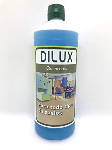 Dilux - Quitaceras Para Todo Tipo De Suelos 1 Litro