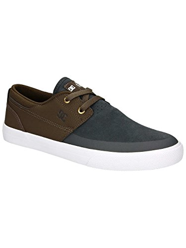 Sneaker S brown Kremer Wes 2 grey Shoes Uomo DC Basse XxHnvwqfBI