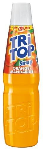 Tri Top Sirup Mandarine Orange 600ml