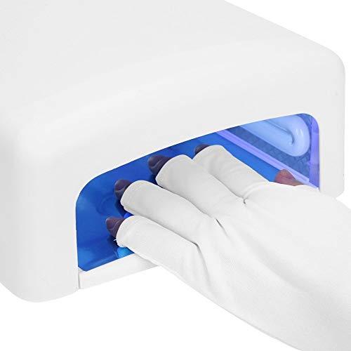 guanti manicure Schermo Uv Guanto