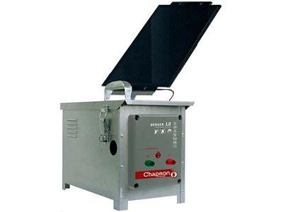 Electrificateur de clôture solaire Berger 12