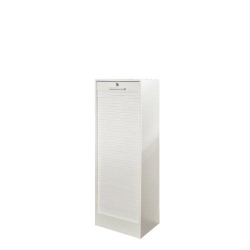 Symbiosis Classeur à rideaux-Blanc-106 cm/7143A2121R91