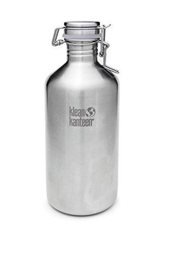 Klean Kanteen Flasche \'Classic Growler\'-edelstahl, 1,9 L