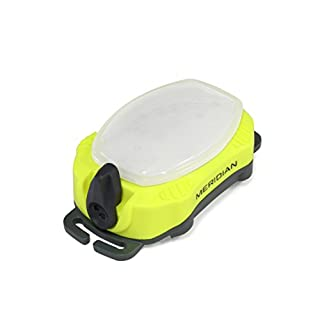 Princeton Tec Meridian Strobe LED Emergency Locator Light - Yellow