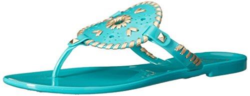 jack-rogers-georgica-jelly-sandalias-para-mujer-color-carib-blue-gold-talla-37