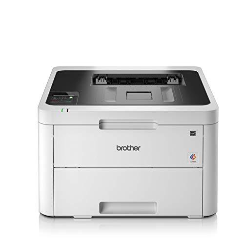 Brother HL-L3230CDW Kompakter Farblaserdrucker (18 Seiten in der Min.) weiß (Download Google Store)