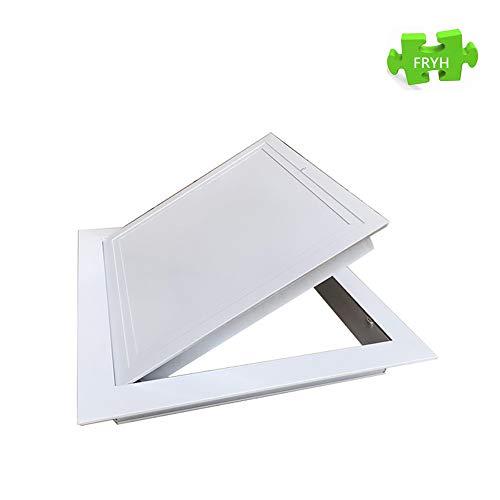 FRYH Pull-Down Dachluke Zugangstür Weiß,60 * 60cm