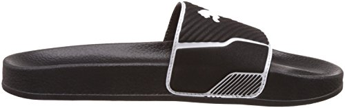 Puma Leadcat, Unisex-Erwachsene Hausschuhe, (black-white 01), 35.5 EU (3 Erwachsene UK) Black-White