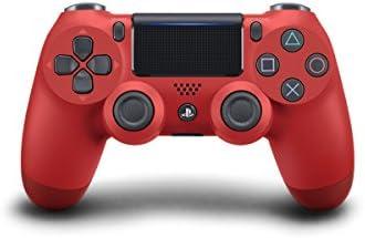 Sony - Mando Dualshock 4, Color Rojo (PS4)
