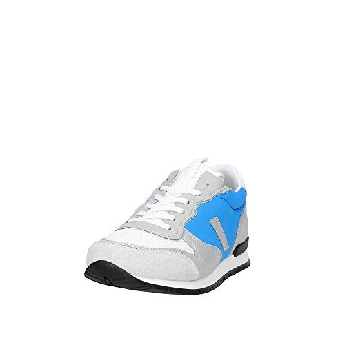 D.a.t.e. BOSTON 3-61 Sneakers Boy Weiss/ Hellblau