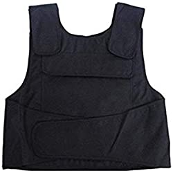 TFCFL® Gilet de protection anti-couteau veste avant et arrière anti-coup