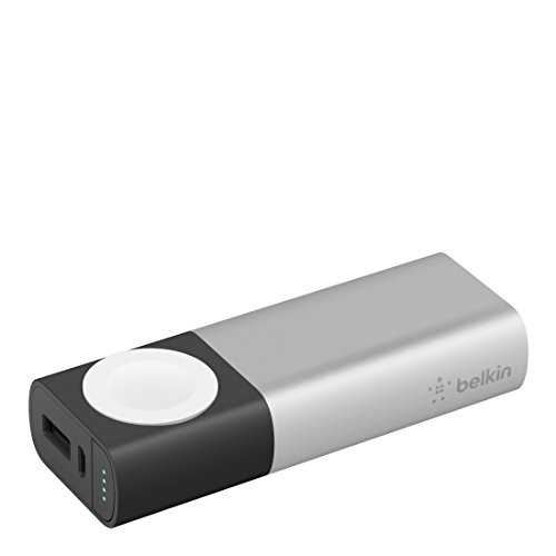 Belkin Valet Charger 6700 mAh para Apple Watch y iPhone