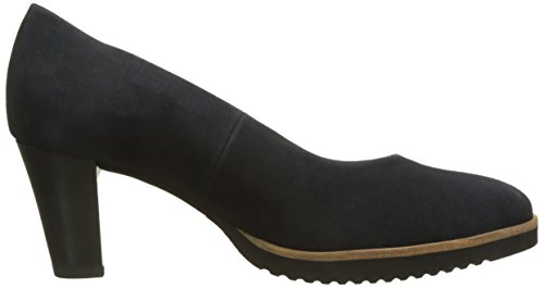 Gabor Damen Comfort Fashion Pumps Blau ( pazifik (S.S/Ca.S))