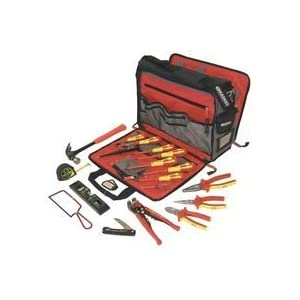 TOOL KIT, ELECTRICIAN 595003 By CK TOOLS by Best Price Square