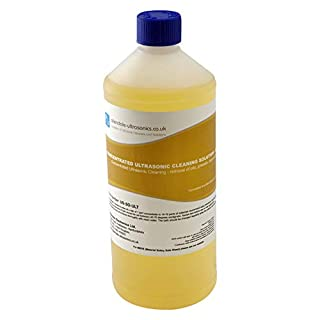 1litre Concentrated Ultrasonic Cleaning Solution ULTRA+ by Allendale - Ultrasonics