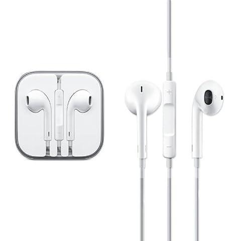 Iphone 5 Prix - Écouteurs d'origine Apple EarPods avec télécommande et