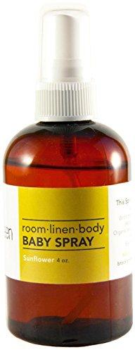Limegreen Baby Spray - Sunflower - 4 oz