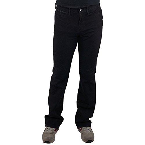 Wrangler Tina Hose Damen Jeans Denim Schwarz W242-69-61C,...