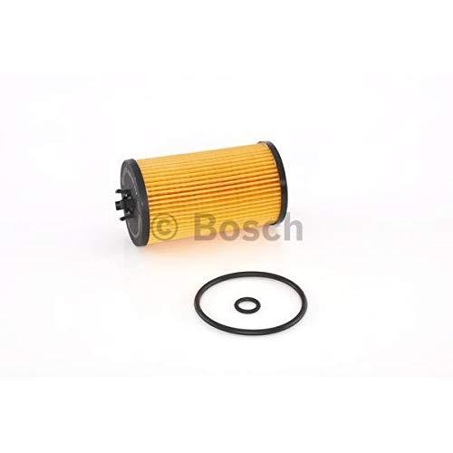 Originaler Bosch Ölfilter für den Ölwechsel beim Opel Astra K