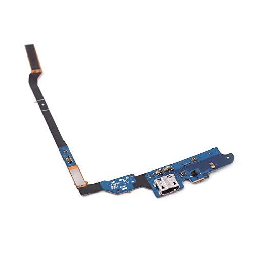 FONFON Dock Connector für Samsung Galaxy S4 i9500 USB Charger Buchse Charging Ladebuchse Flex Kabel Mikrofon