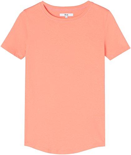 FIND Round Neck, T-shirt Donna Rosa (Watermelon)