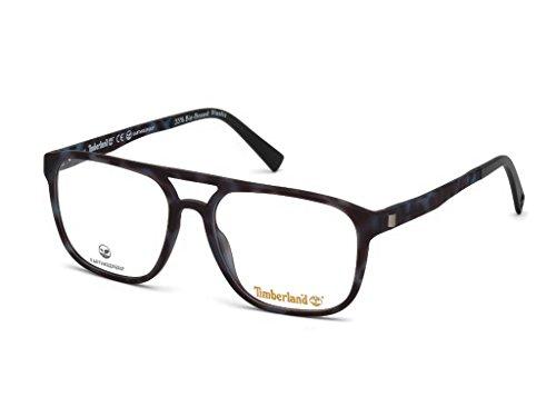 Preisvergleich Produktbild Timberland Herren Brillengestell 55 mm,  Schwarz 55 mm