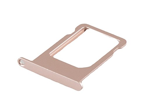 ICONIGON Apple iPhone Se Support de Carte SIM Card Slot Tray Holder Or Rose