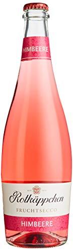 Rotkäppchen Fruchtsecco Himbeere (6 x 0,75l) - Der fruchtig-frische Genuss im Glas.