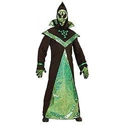 WIDMANN 03984adultos Disfraz Alien, 54