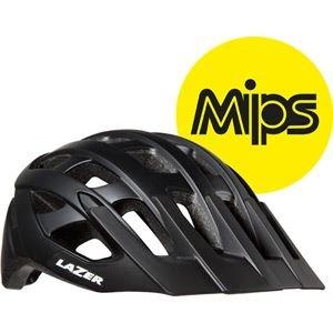 Lazer Roller MIPS Helmet mat Black Kopfumfang M   55-59cm 2019 Fahrradhelm