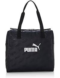 PUMA Wmn Core Up Large Shopper Bolsa Deporte, Mujer, Black, OSFA