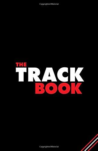 The Track Book: Red Cover por UTILITI PUBLISHING