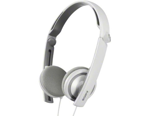 Sony MDR-S40 Headphone - White  available at amazon for Rs.6729