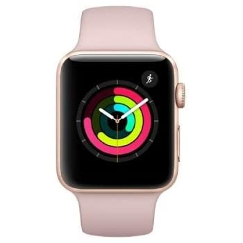 Apple Watch Series 3 Reloj Inteligente Oro OLED GPS (satélite) - Relojes Inteligentes (