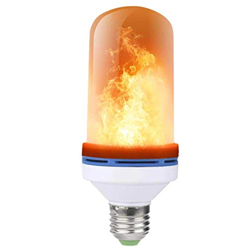 CITRA E26 LED Flickering Flame Light Bulbs